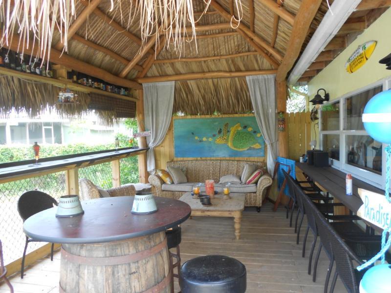 Tiki Hut - Pet Friendly Lakefront House with Tiki Hut - West Palm Beach - rentals