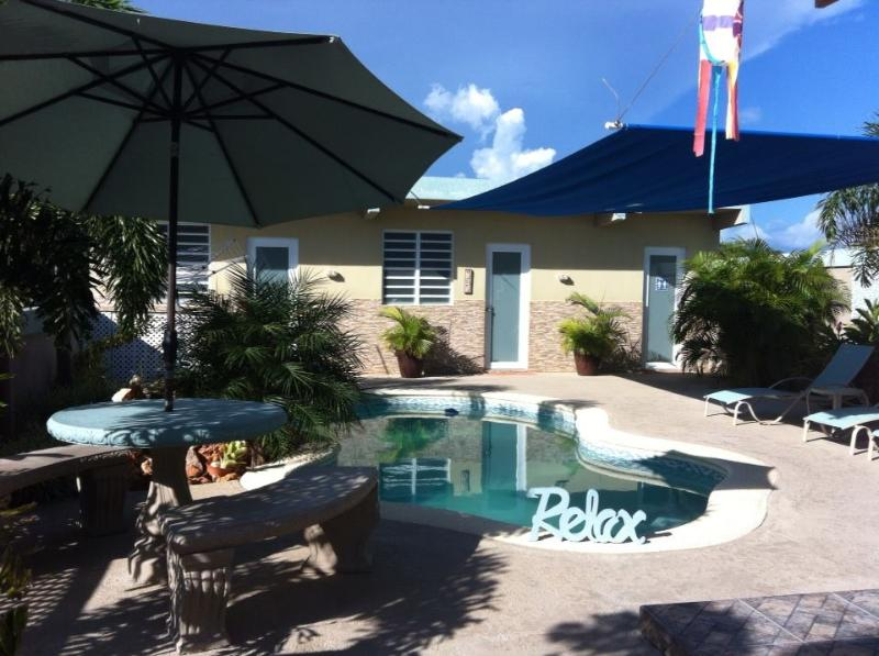 village with pool. - Image 1 - Guanica - rentals