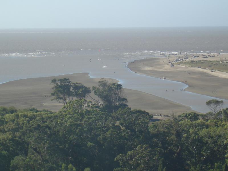 Vista de La Bahía - ALQUILO HERMOSO CHALET C/PILETA FULL- A FAMILIAS! - San Clemente del Tuyu - rentals