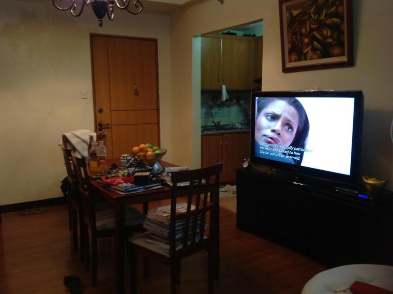 Bed & Breakfast  at Eastwood City - Image 1 - Quezon City - rentals