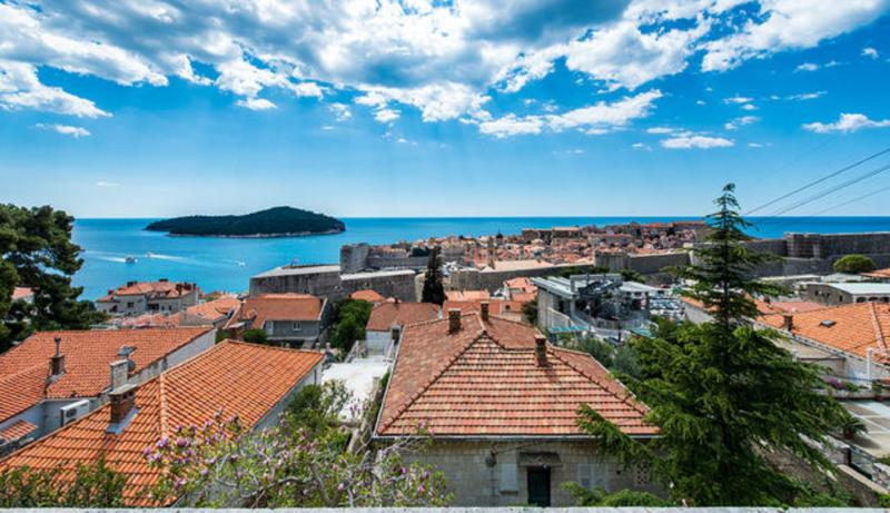 Apartments Mardokic - Two bedroom apartment with sea view - Image 1 - Dubrovnik - rentals