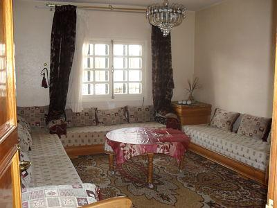 Salon - Easy Access Town House Ref1023 - Agadir - rentals