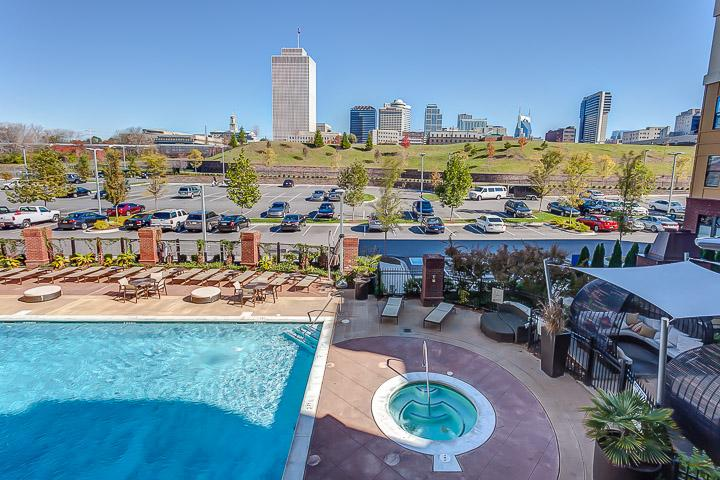 Stay Alfred Gorgeous Pool & Easy Walk Downtown 1N2 - Image 1 - Nashville - rentals