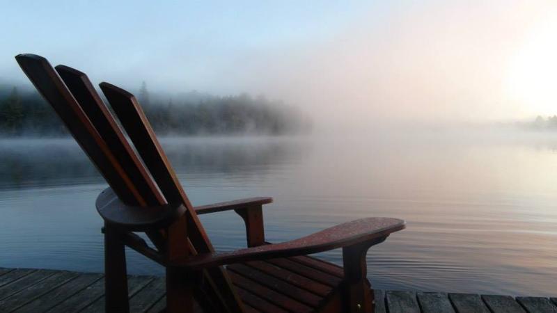 Your Muskoka Chair Awaits! - Blue Heron Waterfront Apt c/w Algonquin Pass! - Algonquin Park - rentals
