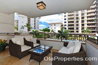 Spacious Lanai - Beach Villas OT-224 - Kapolei - rentals