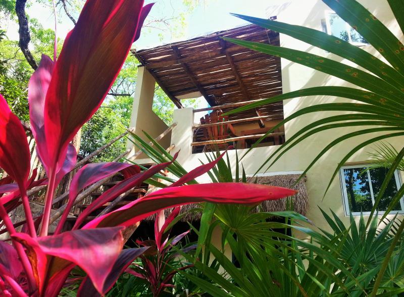 Garden - Casa Huuh. Studio B. Best location with garden!!! - Tulum - rentals