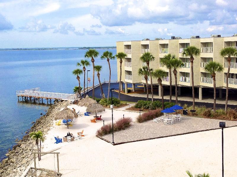 Actual View From Balcony! - Mins to Airport-Downtown-Busch Gardens-Clearwater! - Tampa - rentals