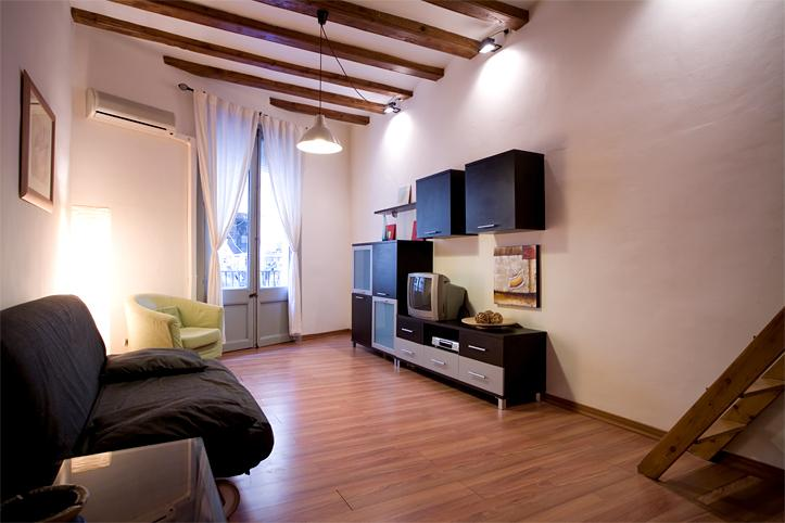 apartment  bohemian in center Barcelona (wifi) - Image 1 - Barcelona - rentals