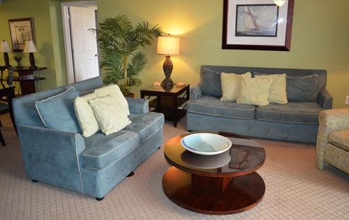 Roomy living area - Getaway to Barefoot Yacht Club! WiFi/pool 2-104 - North Myrtle Beach - rentals
