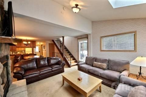 Love those extra south-facing windows in this end unit! - Sunset One - Breckenridge - rentals