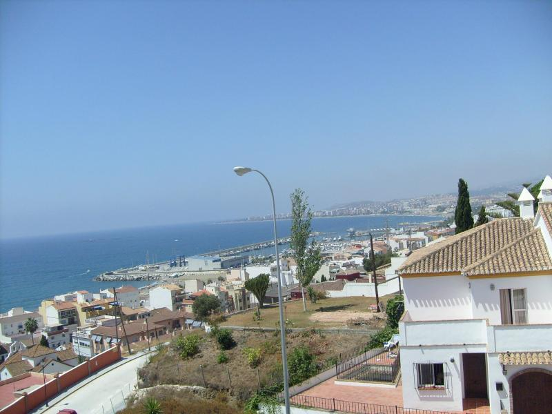 View form the terrasse - Apartment for rent in beautiful southern Spain. 40 - Caleta De Velez - rentals