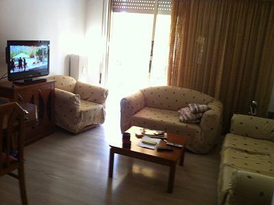 spacious  living room - APARTMENT COSY 2 MIN WALKING DISTANCE.TO THE BEACH - Voula - rentals