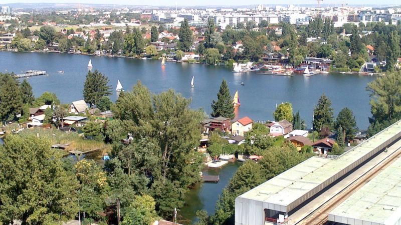 apartment2rent - UNO City - Panaroma - Image 1 - Vienna - rentals