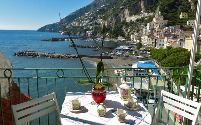 Casa Marina - CASA MARINA - 2 Bedrooms - Amalfi - Amalfi Coast - Amalfi - rentals
