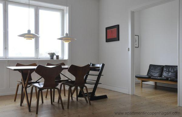 Østerbro - Close To Green Retreats - 447 - Image 1 - Copenhagen - rentals
