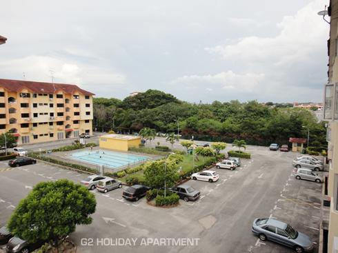 swimming pool - Cozy Holiday Apartment in Melaka City Centre. - Melaka - rentals