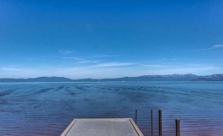 View from Pier-50 yards from Unit - Spectacular Tahoe LakeView Vacation Rental - South Lake Tahoe - rentals