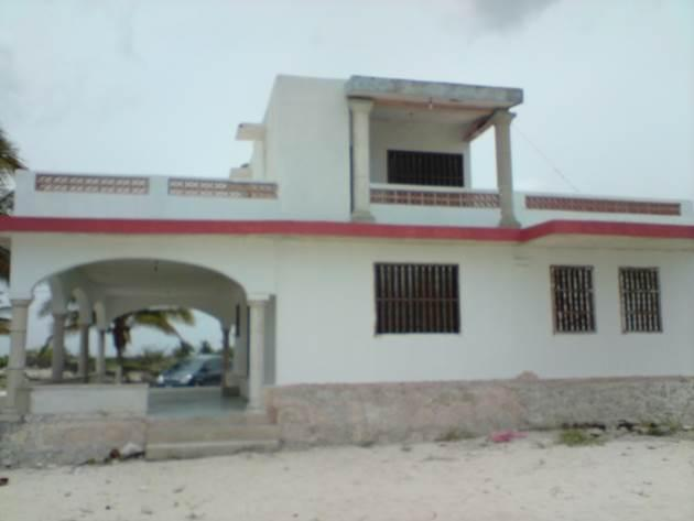 Beach house - Economic big Beach house in Telchac for vacations - Telchac Puerto - rentals