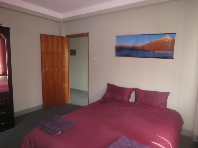 DOUBLE BEDROOM INNERSPRING MATTRESS - KATHMANDU LOVELY APARTMENT/MANDIKHATAR-EKTA BASTI - Kathmandu - rentals