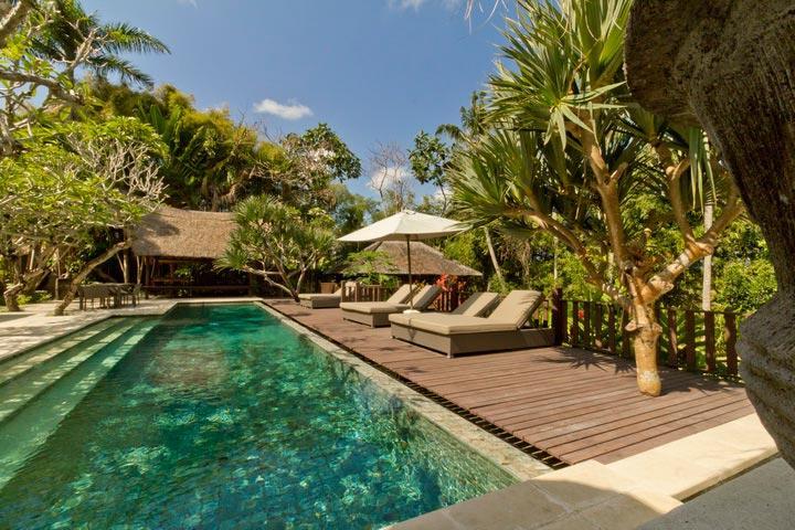 Paradise 1700m2 Garden &15x4 Pool & 3Br UMALAS - Image 1 - Seminyak - rentals