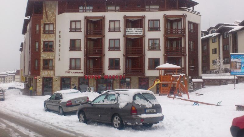 Front View - Spacious 2 Bed  Ski Apartment in Bansko - Bansko - rentals