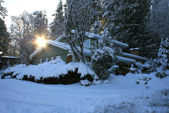 House from East in Winter - 5bedroom 2,5bath house in Port Moody  30 min to Va - Port Moody - rentals