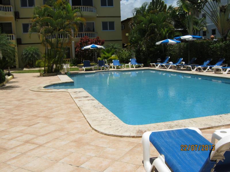 1-Bedroom Apt., Cabarete, Dominican Republic - Image 1 - Cabarete - rentals