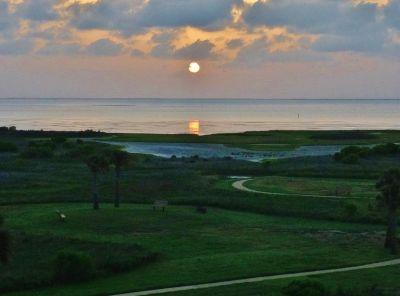 Sand N Sunsets balcony view - Sand N Sunsets @ Pointe West Resort - Galveston - rentals