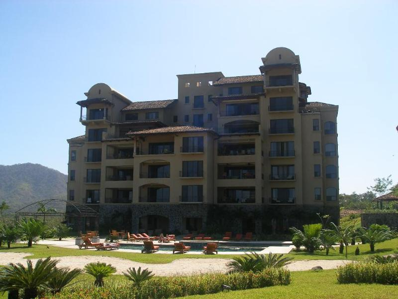 4th Floor  left corner unit - Gorgeous  panoramic ocean view condo on 4th floor - Playa Conchal - rentals