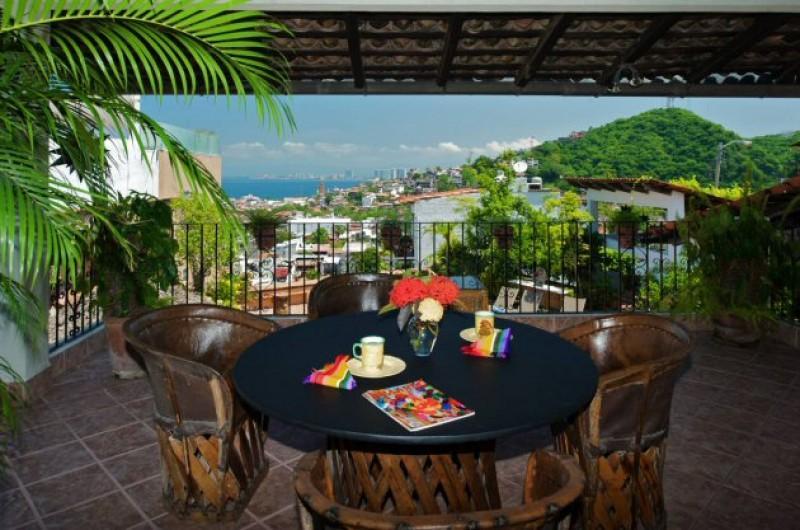 PVR - COCONUT4 Mexican Charm with spectacular ocean views - Image 1 - Puerto Vallarta - rentals