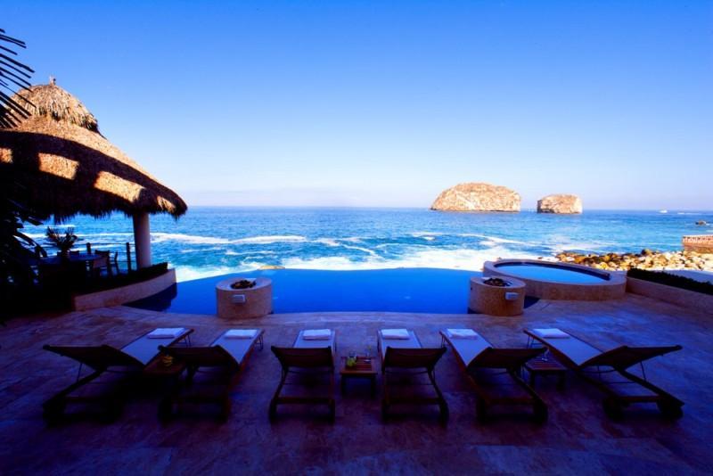 PVR - SPLENDID5 Contemporary Glamour in  in a tropic surroundings - Image 1 - Puerto Vallarta - rentals