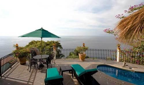 PVR - RON4 Gorgeous ocean view villa with colonial decor in a relaxing environment. - Image 1 - Puerto Vallarta - rentals