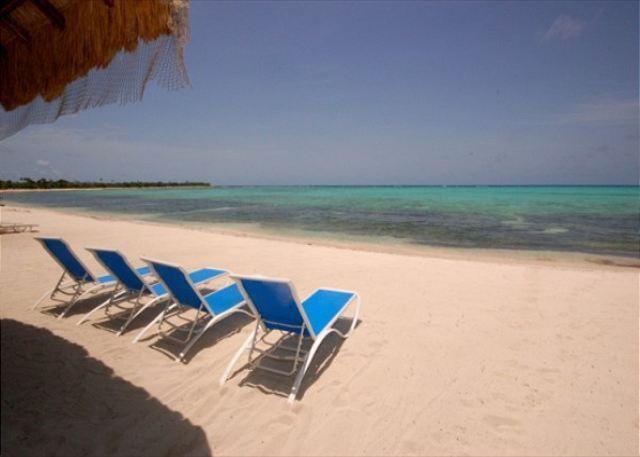 Super cute tropical beach house for up to 6 guests. Get away from it all. - Image 1 - Akumal - rentals