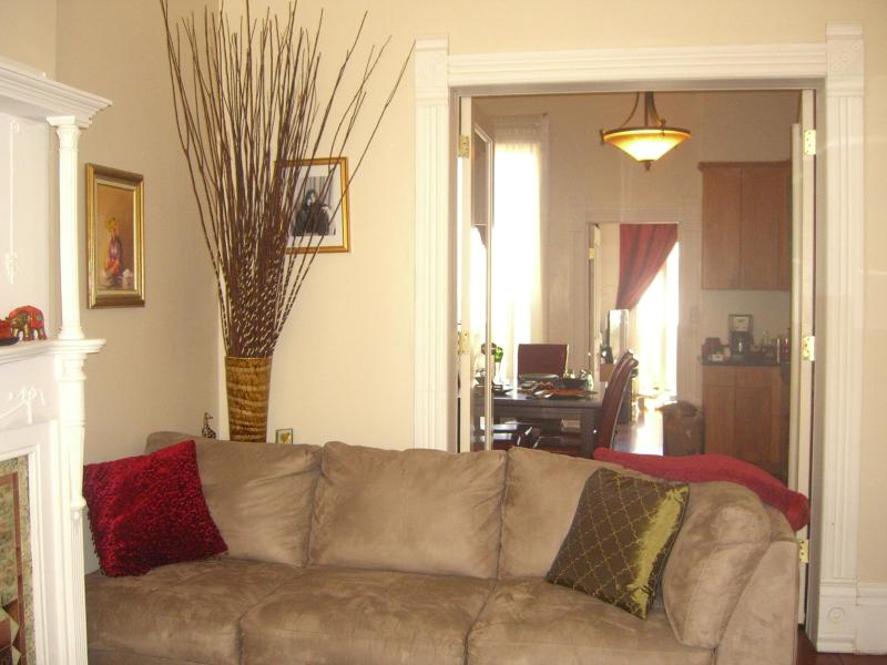 Living room - Beautiful luxury house w/ Deck and Garden - San Francisco - rentals