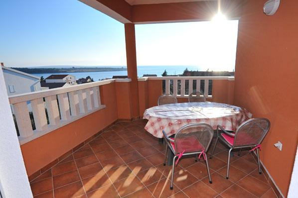 Jenny 2 (4+1 pax) comfortable 2 bedroom apartment - Image 1 - Novalja - rentals