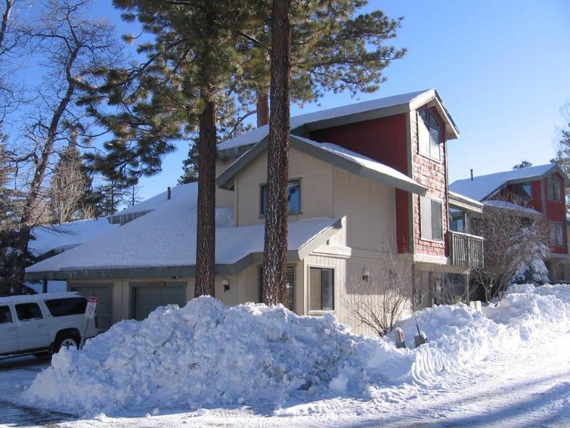 Snow Day in Big Bear - Skiers Paradise....walk to Bear Mountain!!! - Big Bear Lake - rentals