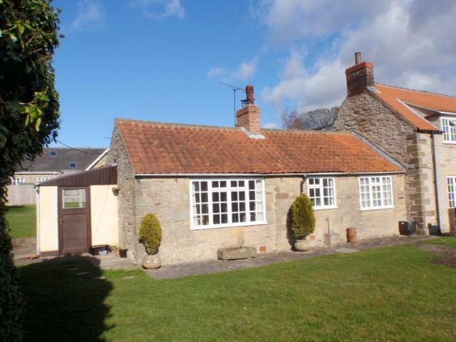 South facing private garden - Keepers Cottage, Gillamoor for 4. North York Moors - North York Moors National Park - rentals