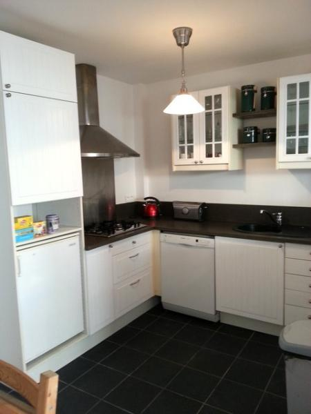 Kitchen - 2 BD apartment near beach in Biarritz - Biarritz - rentals