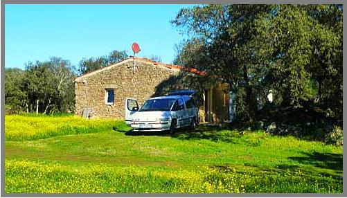 Casa 4 Encinas - Charming holiday house on finca in Extremadura - Province of Badajoz - rentals