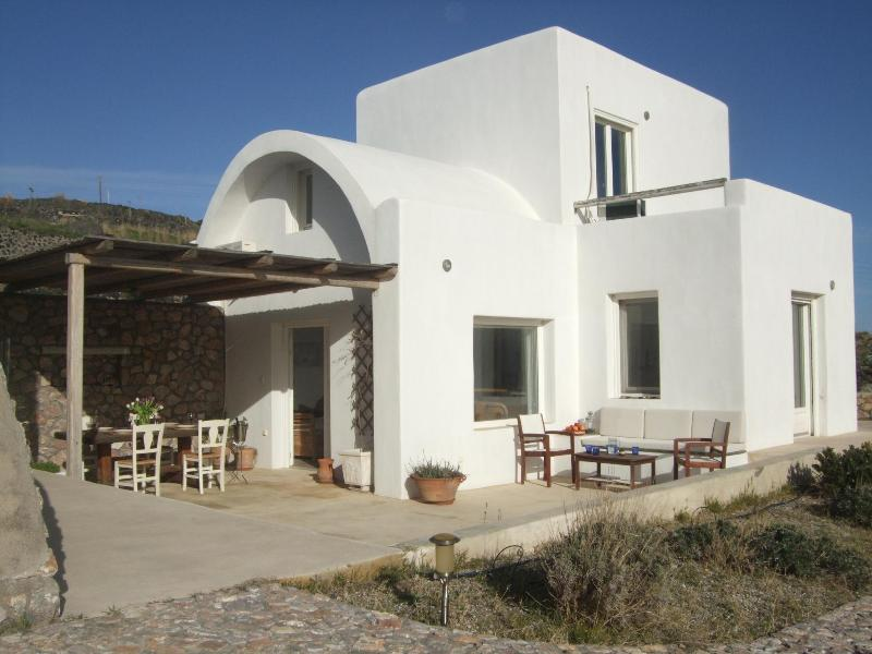 Villa Lydia - House with ocean view in Santorini - Fira - rentals