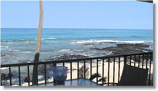 Watch the Kona sunset from your private lanai. - Kona Bali Kai 210 2/2 NO BOOKING FEE - Kailua-Kona - rentals