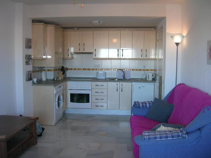 One bedroom apartment in Roquetas de mar ideal location - Image 1 - Roquetas de Mar - rentals