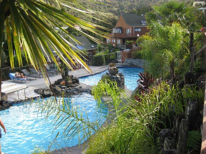 the pool complex - Two bedroom first January week in Club Paihia, Bay of Islands - Paihia - rentals