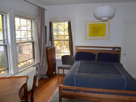 Bedroom - Scholarly, furnished apartment.near Harvard (M819) - Cambridge - rentals