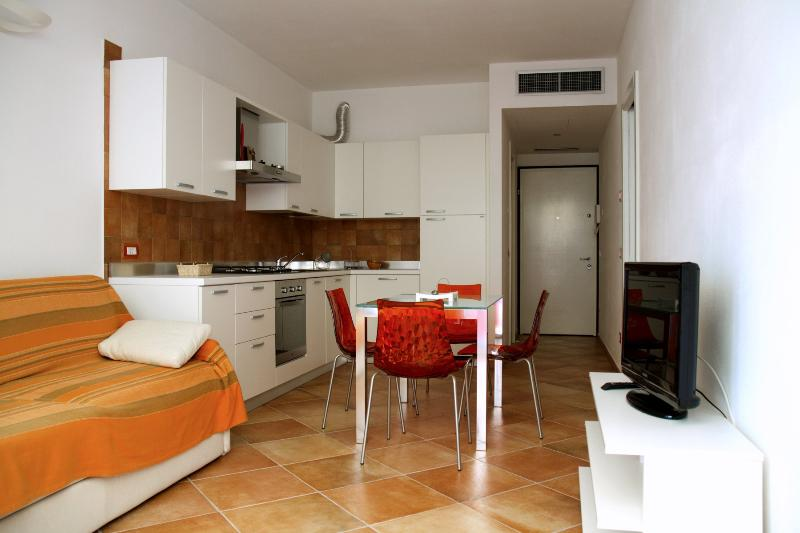 Very new apartment in Levanto with 1 bedroom - Image 1 - Levanto - rentals