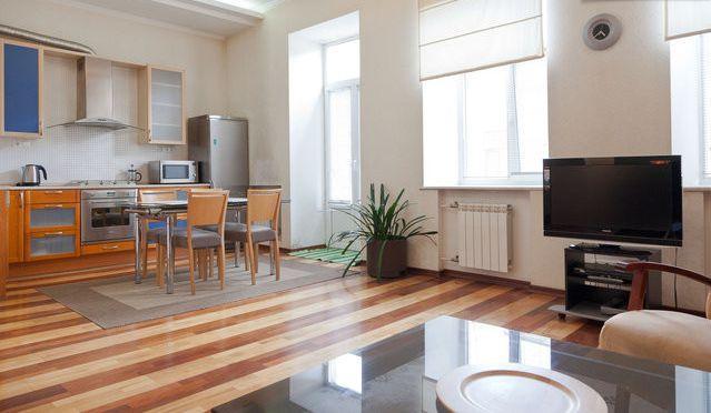 Nevsky Prospekt 66 Anichkov bridge 1 Bedroom Apartment - Image 1 - Saint Petersburg - rentals