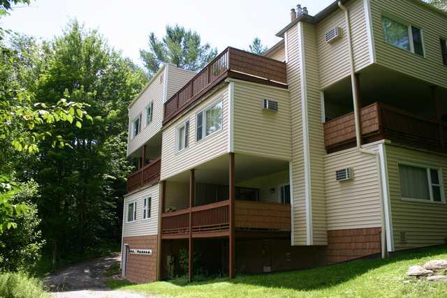 front - Mountainside resort G-102 - Stowe - rentals