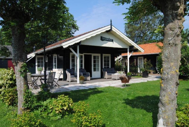 De Koumelker next to the Jonge Jelle - Charming cottages on the waterfront - Terherne - rentals