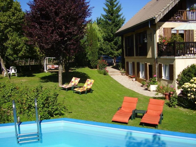 Le Gîte*** et son jardin - Gîte 3 pièces, jardin, piscine, nature - Gap - rentals