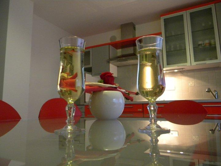 Kitchen - Apartment LOSC, Podbela - Kobarid - rentals